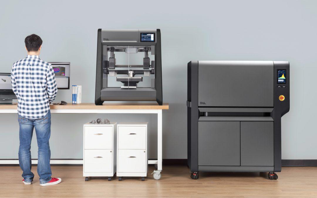 מדפסות תלת מימד – המהפכה התעשייתית השלישית