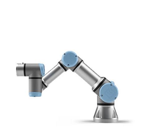 זרועות הקובוט יכולות לחקות תנועה אנושית. Universal Robots