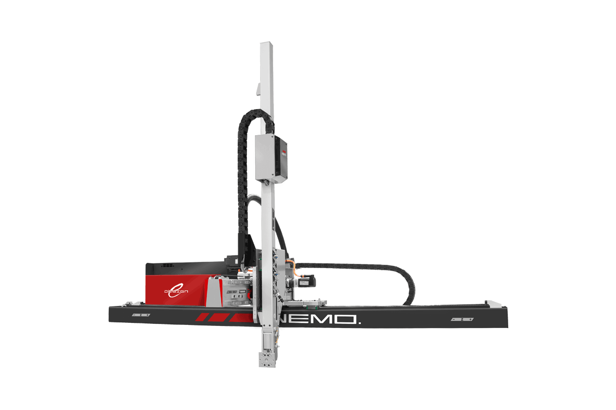 WEMO- רובוט CNC