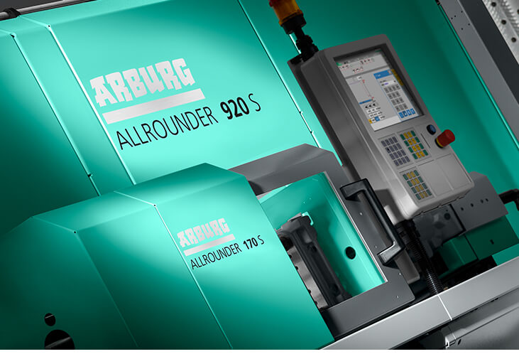 ARBURG ALL AROUND 1200 -Injection moulding machines