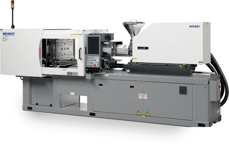 high-performance injection molding machine : NISSEI P