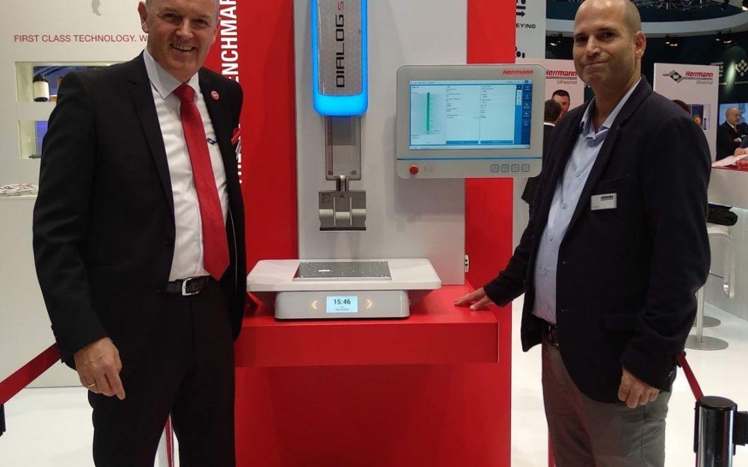 המכונה שחושבת איתך: הדור החדש של מכונות הריתוך