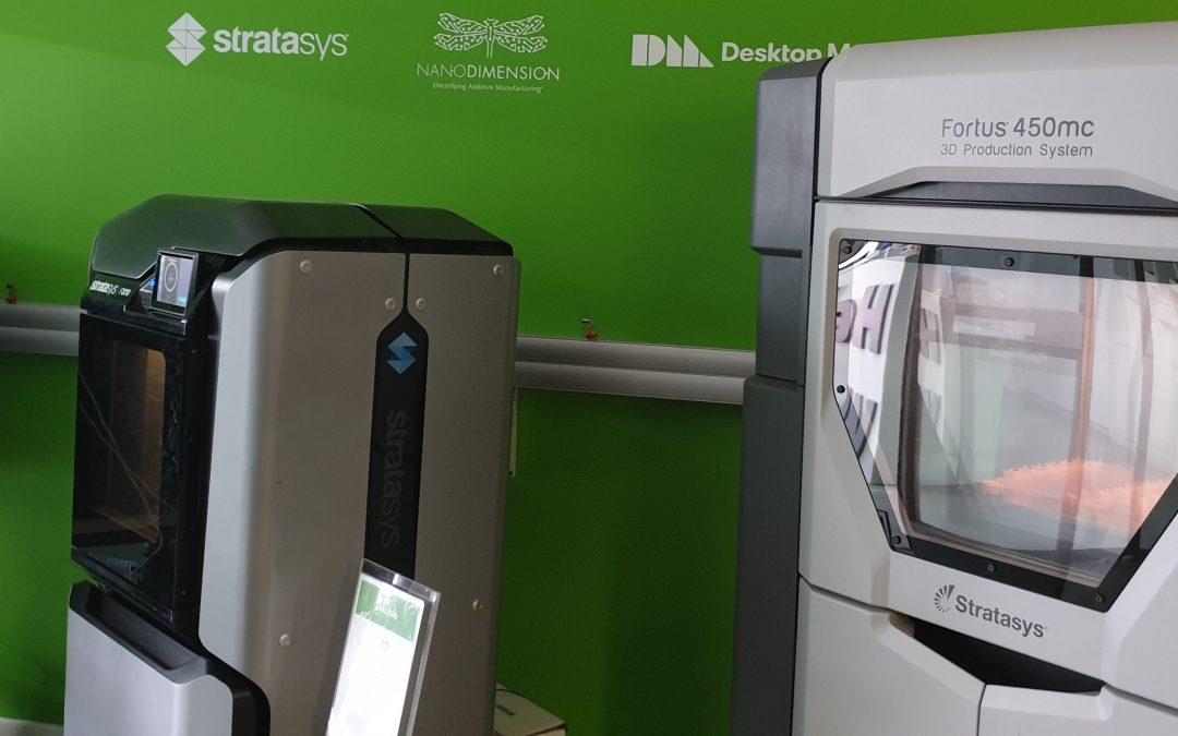 בחזית המאבק בנגיף הקורונה: פיתוח וייצור מסכות בהדפסת 3D