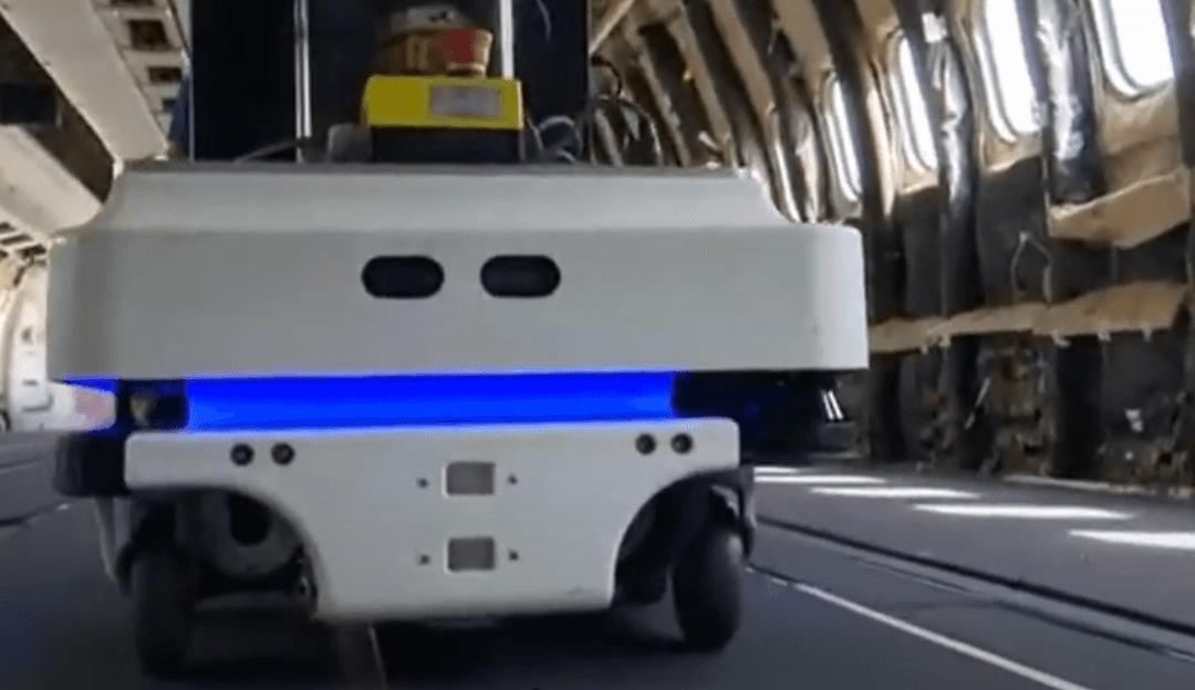 הרובוט שיחזיר אותנו לשגרה