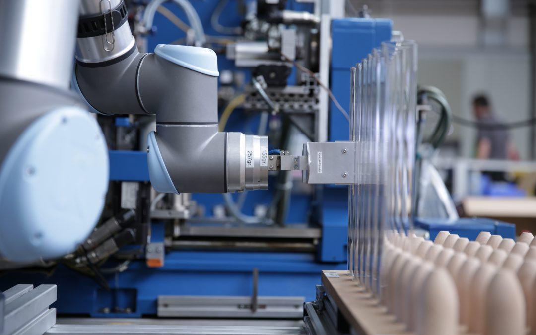 פתרונות טכנולוגיים חדשניים: עתיד תעשיית ה-5.0