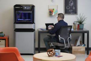 להדפיס בתלת-מימד במשרד
