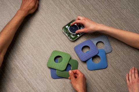 להדפיס בתלת מימד: רמקולים מודפסים תוצרת J55