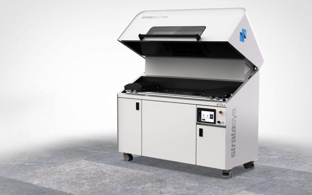 משאירים אבק למתחרים: מדפסת H350 של Stratasys מחוללת מהפכה בעולם הדפסת האבקה