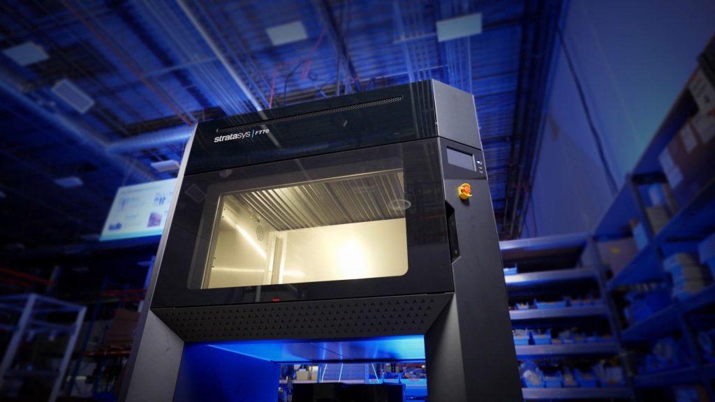 מדפסות תלת-מימד חדשות מבית Stratasys