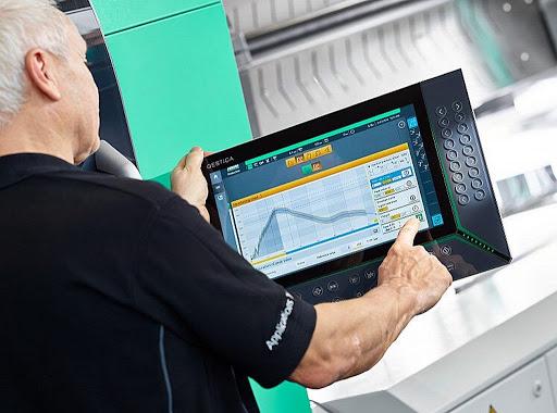 מהפכת המידע מגיעה לפס הייצור: מערכת הבקרה Gestica מבית ARBURG