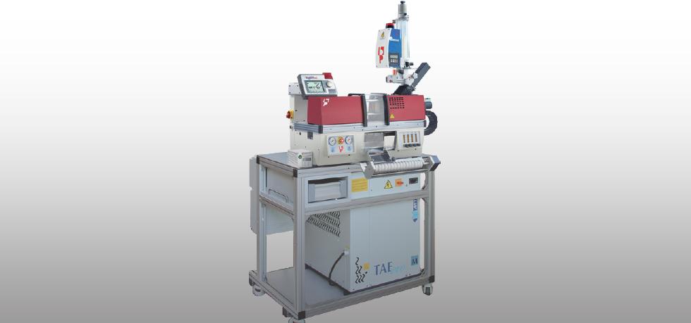מכונות הזרקה BABYPLAST לייצור מדויק וחסכוני של מוצרים קטנים